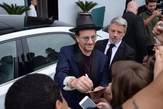 Vida Press nuotr./Bono