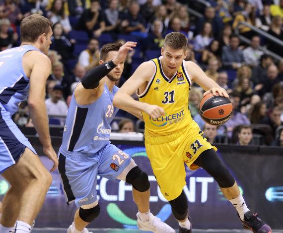 Euroleague.net nuotr./Rokas Giedraitis