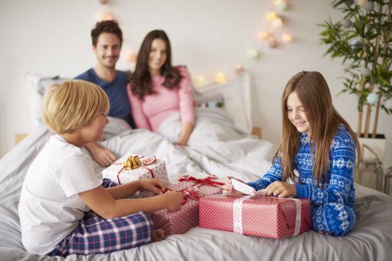 123RF.com nuotr./Kalėdų rytas