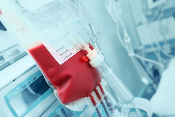 123RF.com nuotr./Kraujo donorystė