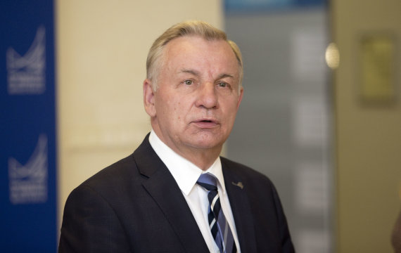 Valdo Kopūsto / 15min nuotr./Rimantas Sinkevičius