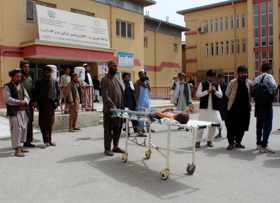 """AFP/""""Scanpix"""" nuotr./Antskrydis Afganistane"""