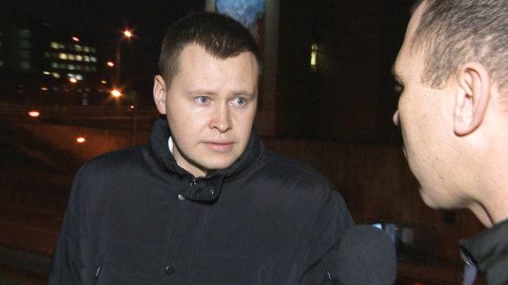 LNK televizijos laida KK2/Seimo nario Z.Jedinskio sūnus Edvardas Jedinskis