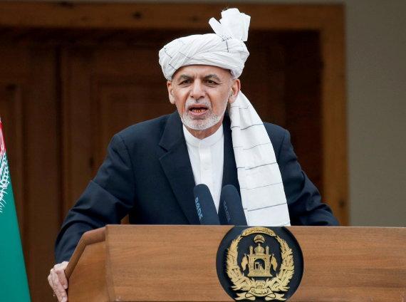 """Reuters""/""Scanpix"" nuotr./Ashrafas Ghani"