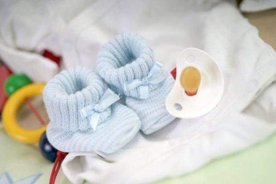 123RF.com nuotr./Kūdikio kraitelis.