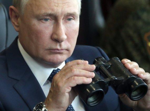 AP / Foto von Scanpix / Wladimir Putin