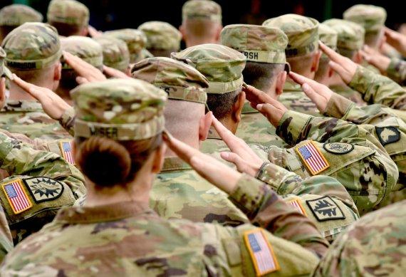 """AFP/""""Scanpix"""" nuotr./JAV kariai"""