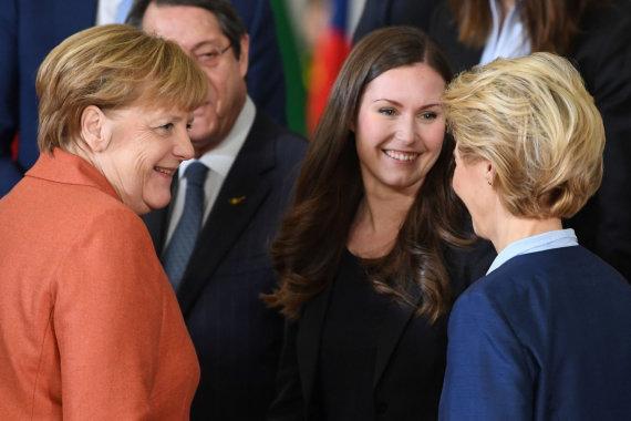 """AFP/""""Scanpix"""" nuotr./ES viršūnių susitikimas"""