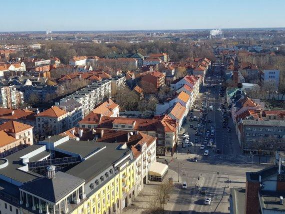 J. Andriejauskaitės / 15min nuotr./Klaipėda