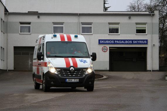 Tomo Markelevičiaus / 15min nuotr./Respublikinė Panevėžio ligoninė