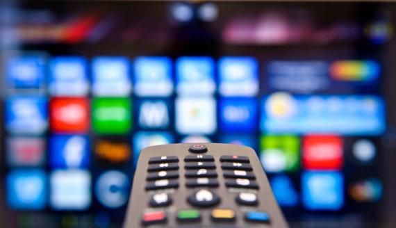123rf.com nuotr./Televizorius