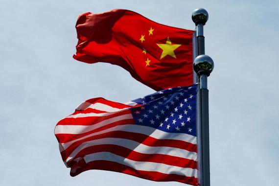 """""""Reuters""""/""""Scanpix"""" nuotr./Kinija ir JAV"""