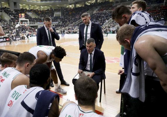 """nuotr. """"Getty Images""""/euroleague.net/Šarūnas Jasikevičius"""