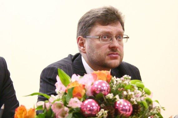 Alvydo Januševičiaus nuotr./Valerijus Simulikas
