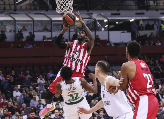 Getty Images/Euroleague.net nuotr./Willie Reedas
