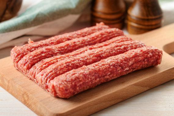 Vida Press nuotr./Malta mėsa