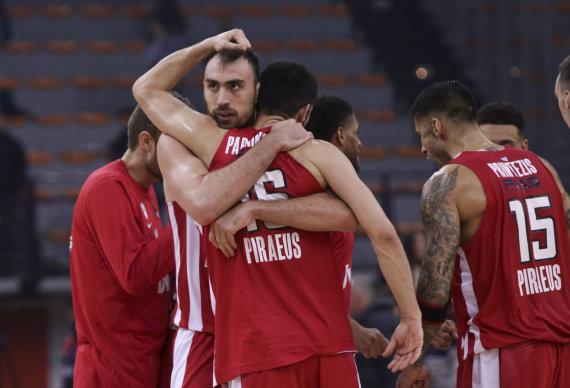 Getty Images/Euroleague.net nuotr./Nikola Milutinovas