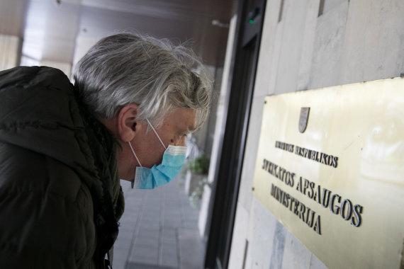 Juliaus Kalinsko / 15min nuotr./Sveikatos apsaugos ministerija