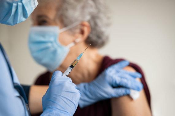 123RF.com nuotr./Vakcina nuo koronaviruso