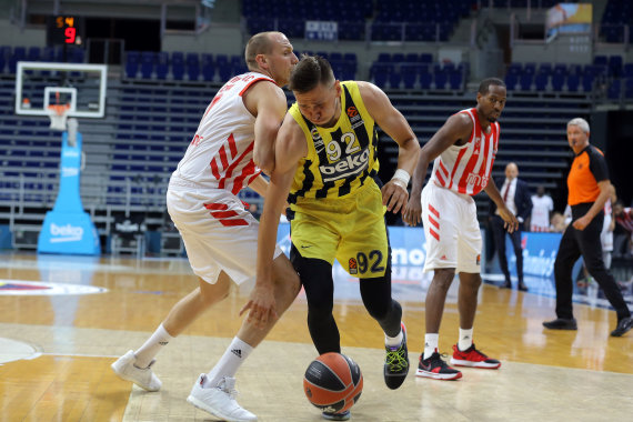 Euroleague.net nuotr./Edgaras Ulanovas
