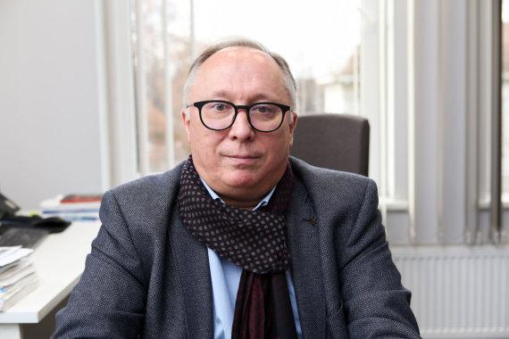 Mariaus Vizbaro / 15min nuotr./Algis Krupavičius