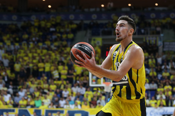 Euroleague.net nuotr./Nando de Colo