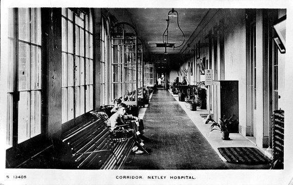 Wellcome Trust nuotr./Netley ligoninė Anglijoje