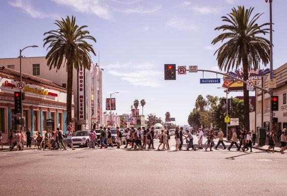 123RF.com nuotr./Los Andželas
