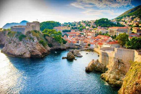 123rf.com nuotr./Dubrovnikas, Kroatija