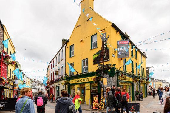 123rf.com nuotr./Golvėjus, Airija