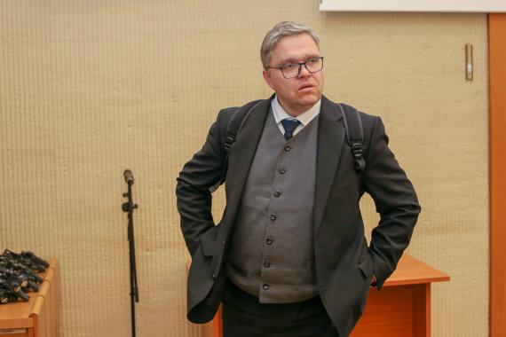 Vidmanto Balkūno / 15min nuotr./Vitas Vasiliauskas