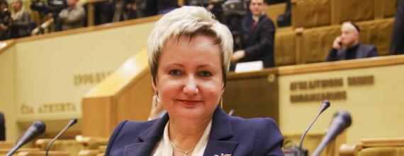 Asmeninio archyvo nuotr./Kristina Miškinienė