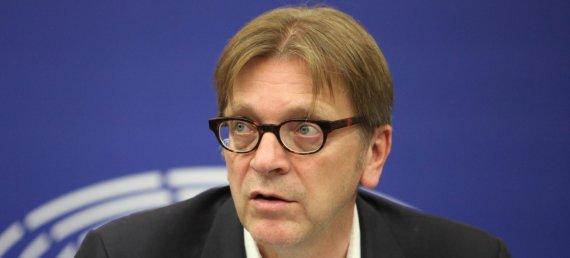 Nuotr. iš asmeninio archyvo/Guy Verhofstadtas