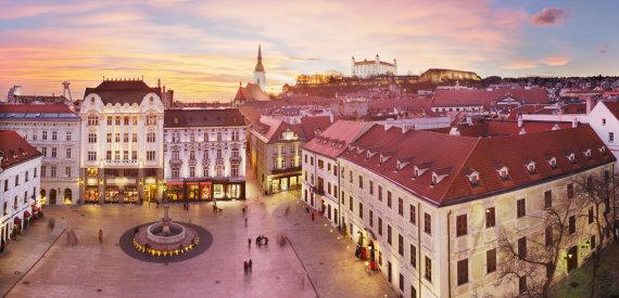 Fotolia nuotr./Bratislava
