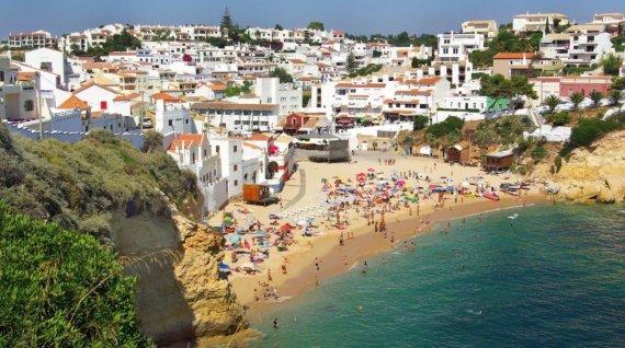 Shutterstock nuotr./Portugalijos paplūdimiai