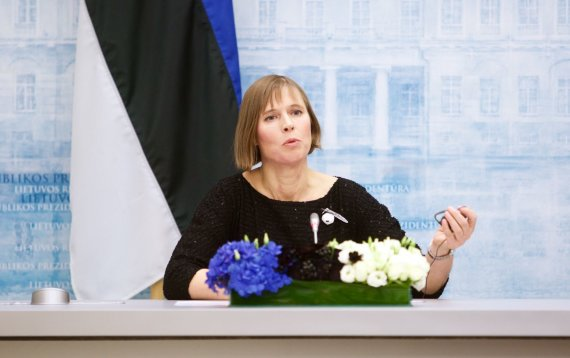 Juliaus Kalinsko / 15min nuotr./Kersti Kaljulaid