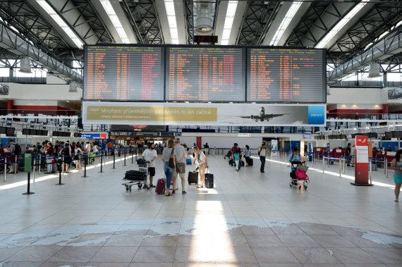 123RF.com/Prahos oro uostas