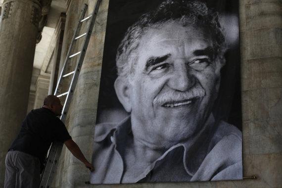 """Reuters""/""Scanpix"" nuotr./Gabrielis Garcia Marquezas"