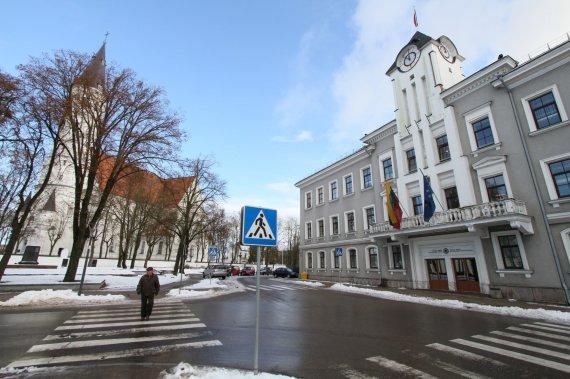 Alvydo Januševičiaus nuotr./Šiauliuose – nauja valdančioji dauguma