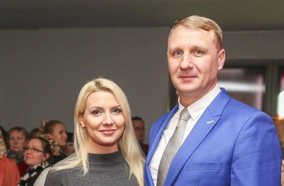 Irmanto Gelūno / 15min nuotr./Monika Šedžiuvienė ir Andrius Šedžius