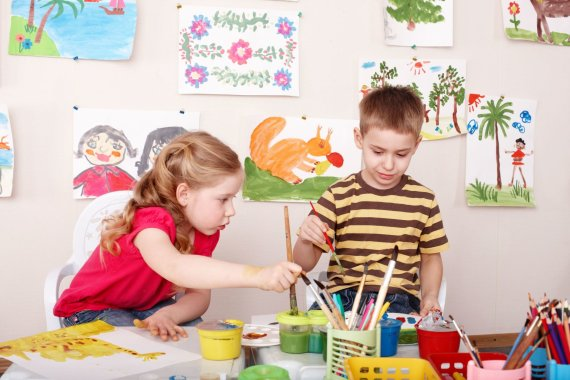 123rf.com/Vaiko kambarys
