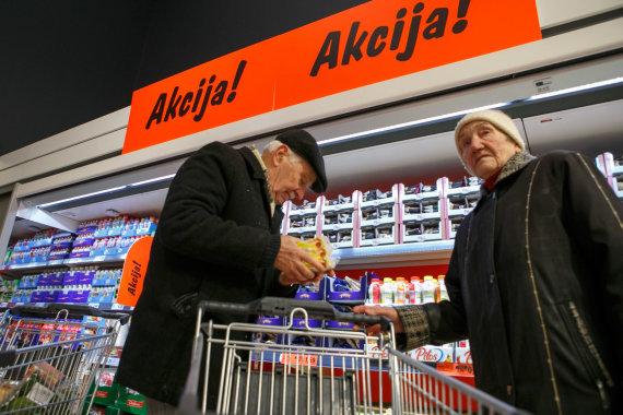 Eriko Ovčarenko / 15min nuotr./Pirkėjai