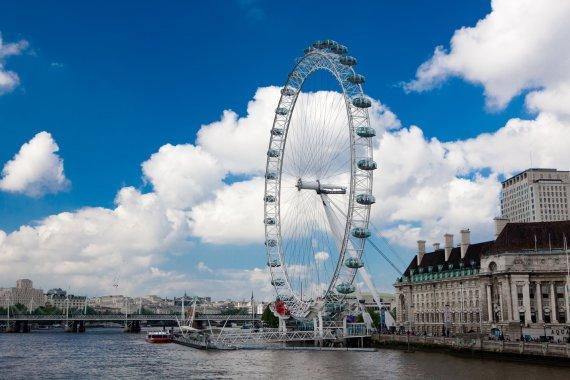 123rf.com nuotr./Londono akis