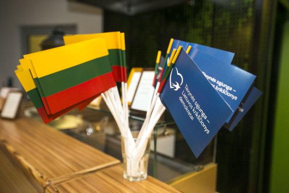 Irmanto Gelūno / 15min nuotr./Tėvynės sąjungos-Lietuvos krikščionių demokratų partija