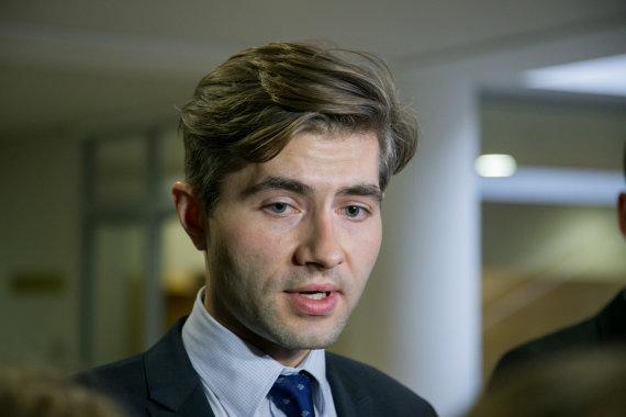 Juliaus Kalinsko / 15min nuotr./Kęstutis Budrys