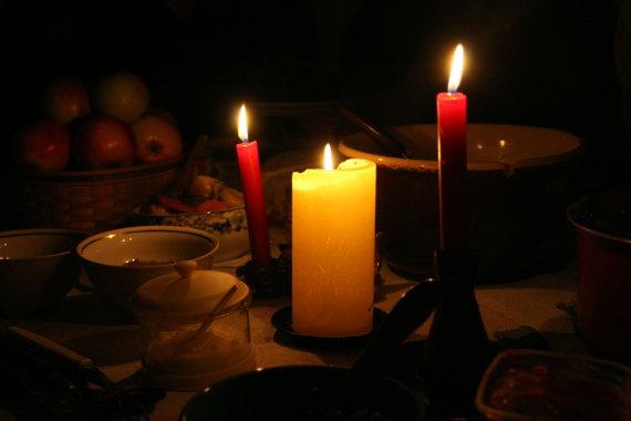Alvydo Januševičiaus nuotr./Žvakės