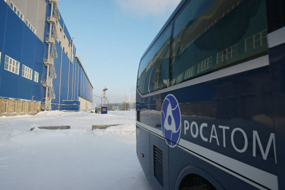 """Scanpix""/""RIA Novosti"" nuotr./""Rosatom"""