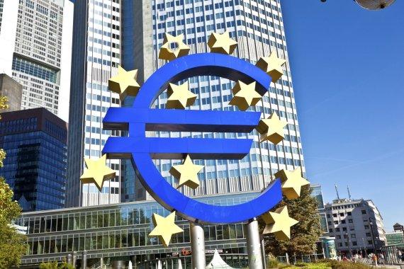 123rf.com nuotr. /ECB pastatas Frankfurte prie Maino