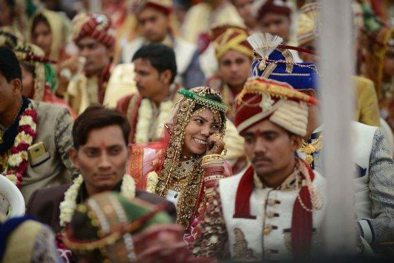 """AFP/""""Scanpix"""" nuotr./ Indija"""