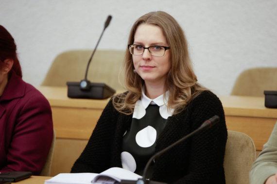 LRV/Evelina Butkutė-Lazdauskienė